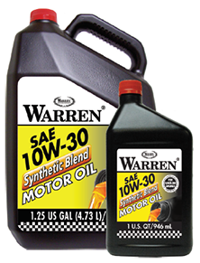 Synthetic Blend SAE 10W-30 GF-5 Motor Oil