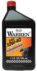 Synthetic-Blend-SAE-10W-40-SN-Motor-Oil