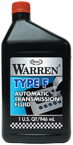 TYPE F Automatic Transmission Fluid