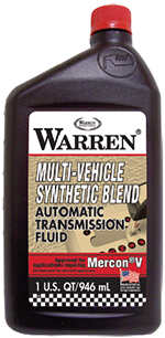 Warren-Multi-Vehicle-Synthetic-Blend-ATF