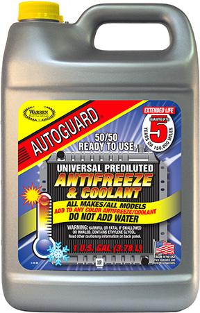 AG Universal RTU Antifreeze gal F