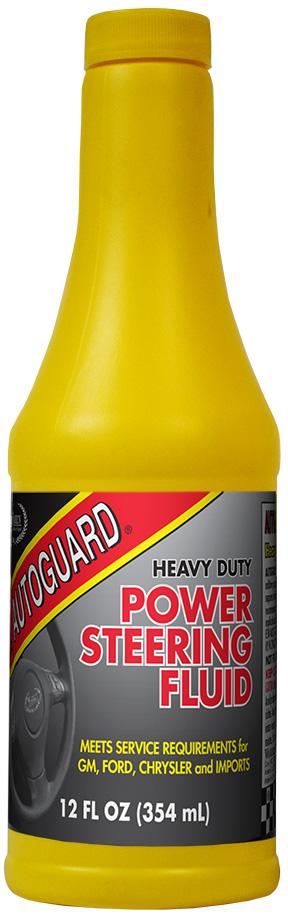 AutoGuard HD Power Steering Fluid