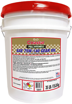 CSTL FS 75W140 GL5 GEAR OIL 35
