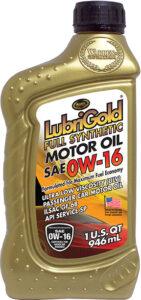 Lubrigold FS 0W-16 ULV SP