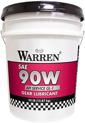Warren-SAE-90W-GL